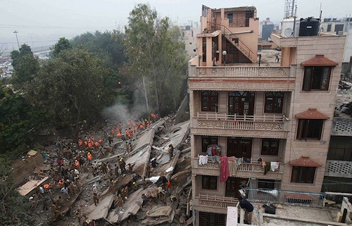 The 10 Worst High-Rise Building Collapses in History - Best